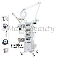 Facial Machine 13 In 1 T4A Ozone Steamer Microdermabrasion Skin Care Equipment