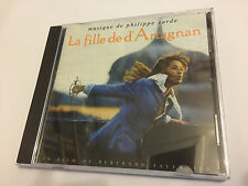 LA FILLE DE D'ARTAGNAN (Philippe Sarde) OOP 1994 Soundtrack Score OST CD NM