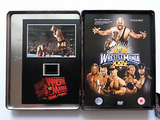 WWE Wrestlemania XXIV (24) Special Edition Steelbook Tin 3 Disc DVD Box Set
