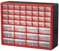 44 Drawer Small Part Hardware Storage Cabinet Organizer Box Metal/Wood Craft Bin