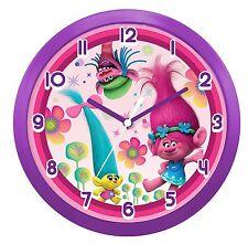 DreamWorks Trolls Wall Clock *BRAND NEW*