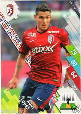 Panini Foot Adrenalyn 2014/2015 - Rony LOPES - LOSC Lille (A1132)