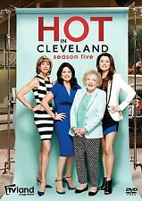 Hot in Cleveland Complete 5th Fifth Season 5 Five DVD Set TV Series Show Episode