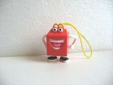 FIGURINE FIGURE A ACCROCHER BOITE BOX HAPPY MEAL  Mac Do 2010  F6