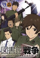 Library War Anime TV Series, New DVDs