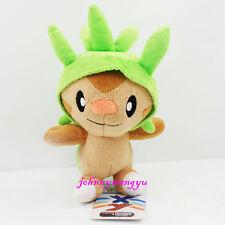 Pokemon XY Series Plush 18cm Chespin Plush Toys Soft Doll Christams Gift