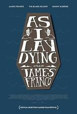 AS I LAY DIYNG MANIFESTO JAMES FRANCO TIM BLAKE NELSON DANNY MCBRIDE