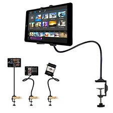 Costech Universal Fashion Flexible Gooseneck Long Arm Tablet Stand 360-degree