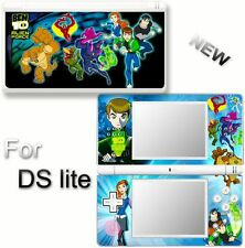 BEN 10 ALIEN FORCE SKIN STICKER for NINTENDO DS lite #1