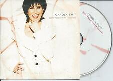 CAROLA SMIT  - With you (i'm in heaven) CD SINGLE 2TR CARDSLEEVE 2008 (BZN)