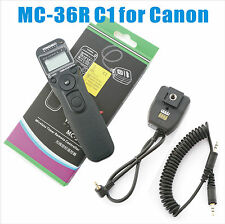 Yongnuo MC-36R C1 Wireless Timer Remote Shutter Release For Canon 650D 60D 550D