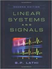 Linear Systems and Signals, 2nd Edition Hardcover – July 1, 2004 by B. P. Lathi