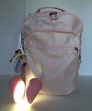 Kipling K12622 Seoul Large Backpack + Free LED Reading Light