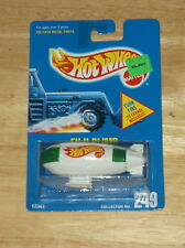 1991 HOT WHEELS FUJI BLIMP # 249 1/64 SCALE DIECAST CAR SEALED NIP