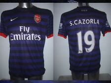 Arsenal Santi CAZORLA Shirt Jersey football Soccer Nike Adult Medium Top Spain