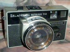 Bell & Howell Autoload 342 Film Camera Made by Canon MIJ Rangefinder