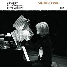 BLEY/SHEPPARD/SWALLOW - ANDANDO EL TIEMPO   VINYL LP NEU