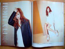 SNSD Girls Generation JESSICA/Cutting 8P---magazine Clips/Korea/July 2016