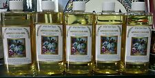5 Jerusalem anointing oil , frankincense, Myrrh , spikenard 250 ml,  EXCLUSIVE !