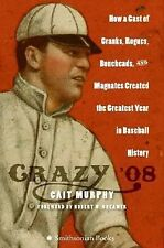 Cait Murphy - Crazy 08 (2007) - Used - Trade Cloth (Hardcover)