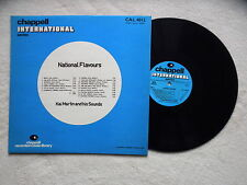 "LP KAI MARTIN AND HIS SOUNDS ""National flavours"" CHAPPELL CAL 4012 UK §"