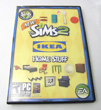 The Sims 2 Ikea Home Stuff  PC CD 2008 Expansion Pack