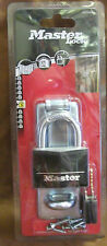 MASTER LOCK 9150704DBLK  PADLOCK AND HASP SECURITY RATING 5 BRAND  NEW SEALED