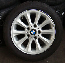 4 BMW Ruote complete Styling 139 Estate 1 E87 BMW 195/55 R16 87V CERCHI IN LEGA