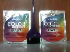 2 Pack - JOICO Color Intensity ERASER (Color Remover) 1.5oz. w/ Mixing Brush