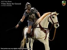 ACI 1/6  set ,White War Horse and Roman General included your choice of version