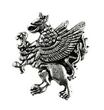 Griffin Lapel Pin - Tie Tack - Gift Idea - Handmade - Gift Box