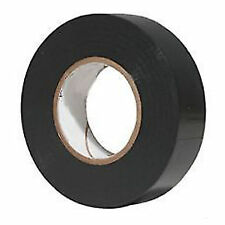 2 X PVC ELECTRICAL INSULATION TAPE  ADHESIVE RUBBER 19MM X 33 METERS