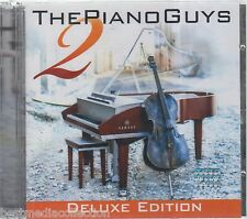 The Piano Guys 2 DVD NEW Deluxe Edition CD + DVD Sony Music ORIGINAL USA Seller!