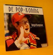 Cardsleeve single CD De Pop-Koning Belgie Kampioen 2 TR 2002 Pop Parody RARE !