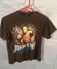 "John Cena ""You Can't See Me"" Large T-Shirt WWE WWF Black"