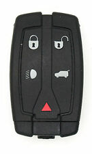 FITS LAND ROVER FREELANDER 2 5 Button Remote Key FOB Smart Key shell/case  blade