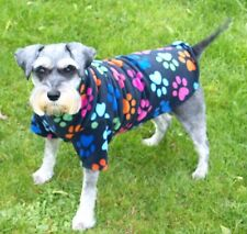 "Made to Measure Extra Large dog coat/jumper/jacket.  20-23"" Long.  Polar Fleece"