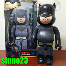 Medicom 1000% Bearbrick ~ DC Comics Batman Be@rbrick Batman vs Superman Ver