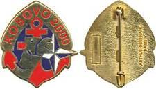 Régiment de Marche du TCHAD, KOSOVO 2000, Arthus Bertrand (1875)
