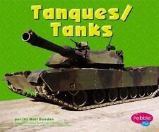 TanquesTanks (Maquinas maravillosasMighty Machines) (Multilingual Edition)