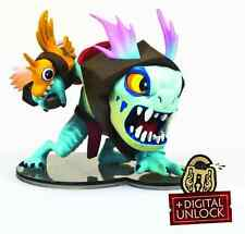DOTA 2 SLARK DEMIHERO VINYL FIGURE WITH UNUSED GAME CODE NEW IN PACKAGE #ssep15