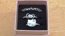 NWT Sanrio Hello Kitty Three Ring Set 1
