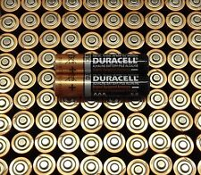 100 Pack of Duracell MN2400 AAA 1.5V Alkaline Coppertop Batteries Bulk EXP 2025