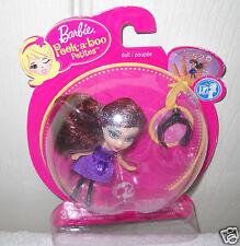 #8542 NRFC Barbie Peek A Petites Doll Ring N520