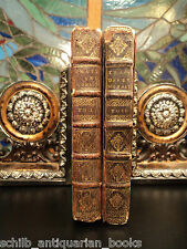 1692 Jean Mabillon 2v SET on Monastic & Religious Orders / Monks Nuns Monastery