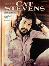 Best Of Cat Stevens Learn to Play Wild World EASY Piano Beginner Music Book