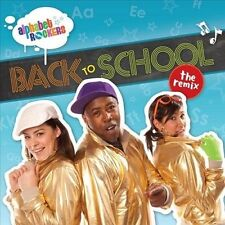 Back to School: The Remix 2012 by Alphabet Rockers ExLibrary