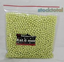 8000 BOLAS BGS AIRSOFT PELLETS 6 MM BB 0,12 G 7005 BCH