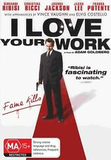 I Love Your Work DVD R4