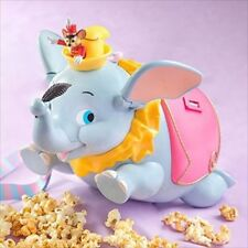 NEW!! Dumbo Timothy Tokyo Disneyland Resort Popcorn Bucket Container Case Japan